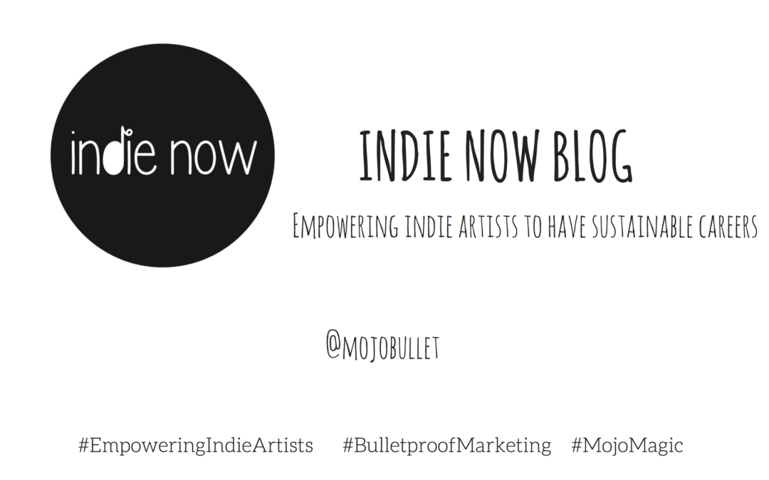 Welcome to the Indie Now Blog